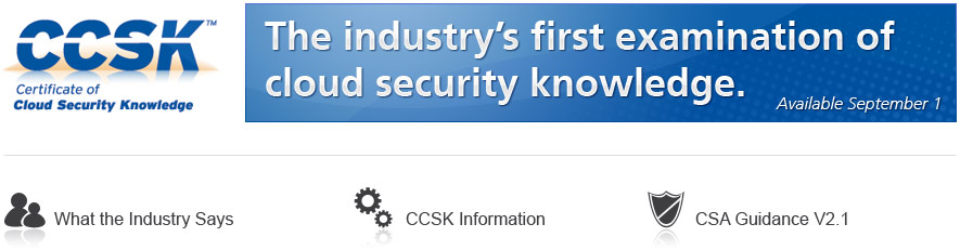 ccsk certification banner
